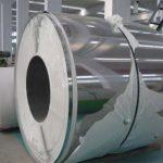 ملف الفولاذ المقاوم للصدأ 316 / 316L
