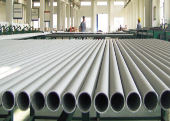 أنابيب الفولاذ المقاوم للصدأ ASTM DIN JIS GB