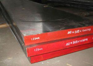 1.2344 H13 SKD61 أداة مسطحة الصلب