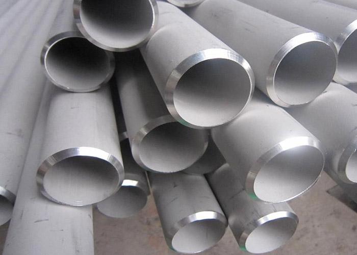 أنبوب الفولاذ المقاوم للصدأ TP316 / 316L ASTM A213 ASME SA213