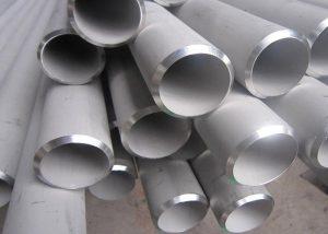 أنبوب فولاذي مقاوم للصدأ ASTM A213 / ASME SA 213 TP 310S TP 310H TP 310 ، EN 10216-5 1.4845