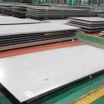 صفيحة من الفولاذ المقاوم للصدأ 201 ، 304 ، 304 لتر ، 321 ، 316 ، 316 لتر ، 310 ثانية