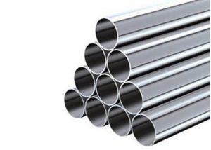 ASTM A213 TP 347 ASME SA 213 TP 347H EN 10216-5 1.4550 أنابيب غير ملحومة من الفولاذ المقاوم للصدأ