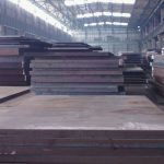 NM500 NM400 صفيحة فولاذية مقاومة للتآكل عالية القوة