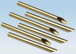 أنبوب سبائك النحاس C44300 C68700 ASTM B111