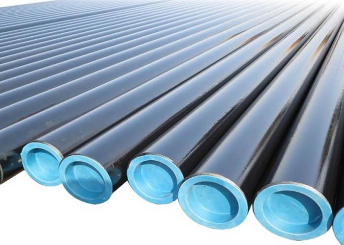 الأنبوب الفولاذي الهيكلي للحبوب الدقيقة S275J0H S275J2H S355J0H S355J2H