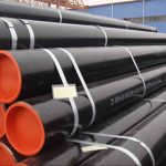 أنابيب فولاذية GR B ، X42 ، X46 ، X56 ، X60 ، X65 ، X70 ERW HFI EFW
