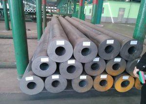 AISI 4130 4140 4145 أنبوب فولاذي غير ملحوم بقضيب مجوف