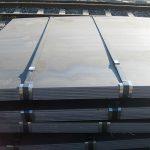 صفيحة من الفولاذ المدلفن على الساخن SB450 / 16MO3 / SM490 / 15CRMO