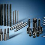 أسطوانة ST45 ، ST52 ، SAE1026 هيدروليكية وهوائية مع أنبوب فولاذي غير ملحوم بدقة