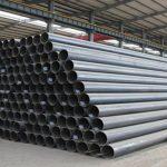 أنبوب فولاذي LSAW API 5L 5CT ASTM A53 EN10217