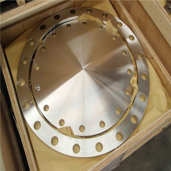 WN Stainless Steel Weld Neck Flange (A182 F304H، F316H، F317)
