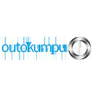 شعار Outokumpu