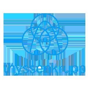 شعار Thyssenkrupp