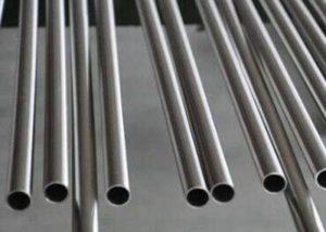 سبائك Hastelloy C22 أنبوب / أنبوب ASTM B622 ASME SB 622 N06022