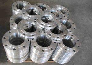 SS316 / 1.4401 / F316 / S31600 شفة من الفولاذ المقاوم للصدأ
