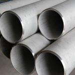 أنابيب الفولاذ المقاوم للصدأ ذات القطر الكبير 347 / 347H