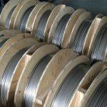 316L 304L 304625825 أنابيب ملفوفة من الفولاذ المقاوم للصدأ