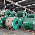 لفائف الفولاذ المقاوم للصدأ مع ASTM JIS DIN GB