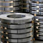 201304316309 شريط فولاذي مقاوم للصدأ مدلفن على البارد بسطح 2B / BA / رقم 4 / HL / مرآة