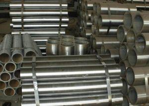 ST37.4 EN10305 أنبوب فولاذي غير ملحوم