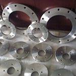 فلنجات من الفولاذ المقاوم للصدأ 253MA ، S31254 ، 904L ، F51 ، F53 ، F55