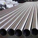EN10312 أنبوب فولاذي مقاوم للصدأ ملحوم لمياه الشرب